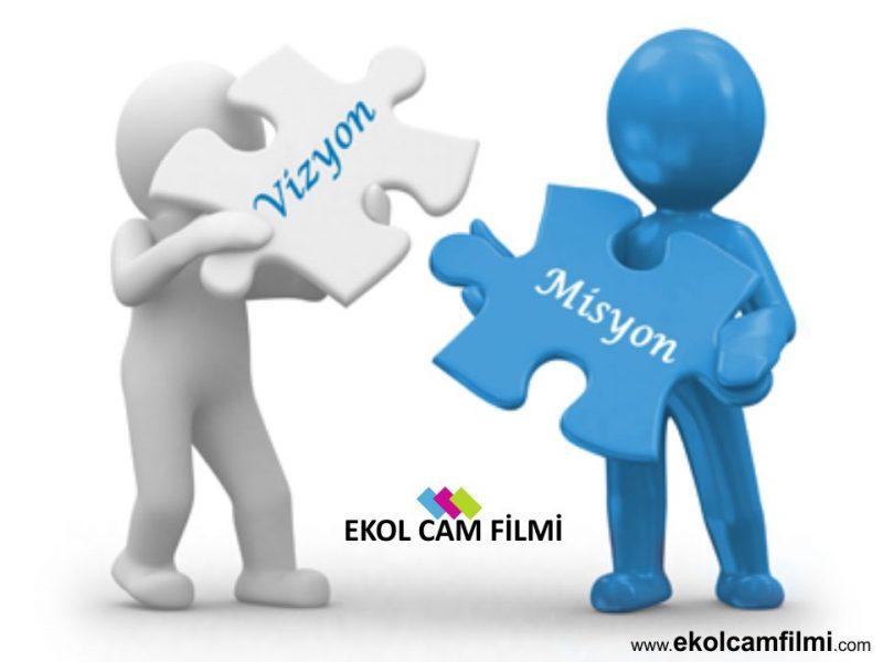 vizyon ve misyon